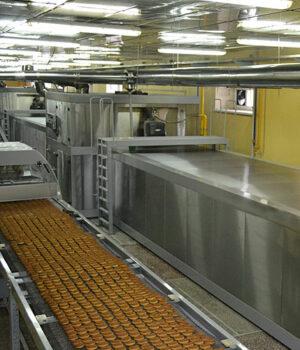 Линии по производству кондитерских изделий